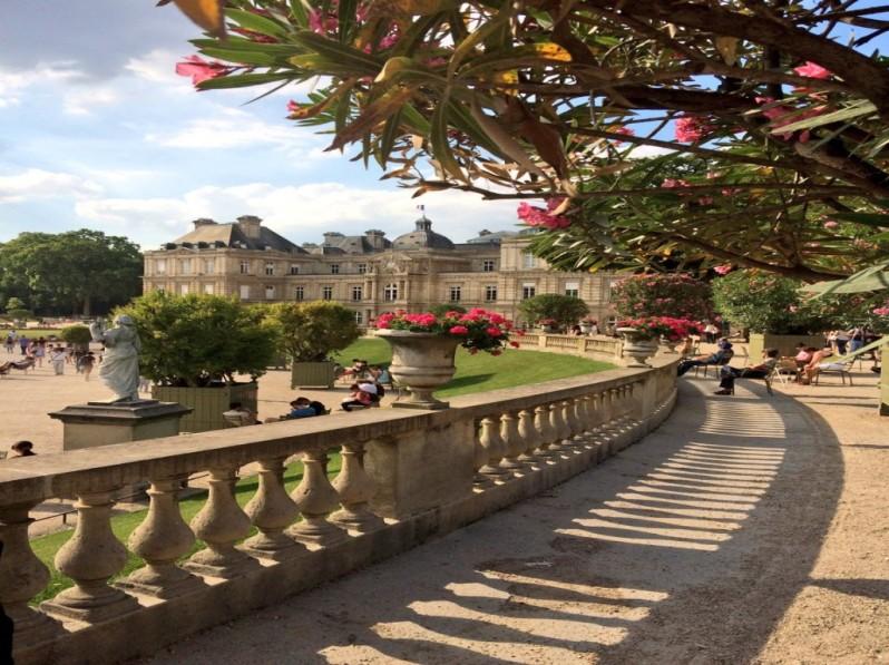 le jardin du luxembourg Beautiful paris est une fête le jardin du luxembourg paris luxembourg